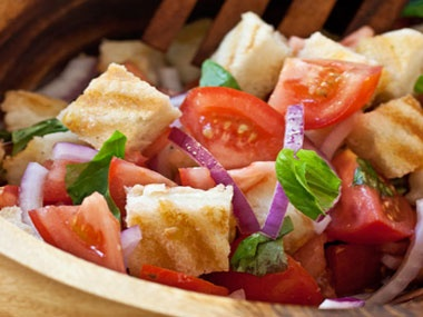 grilled cheese curd panzanella recipes dishmaps grilled cheese curd ...