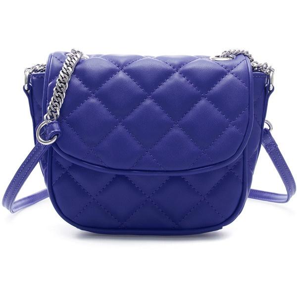 Zara Quilted Shoulder Bag 108