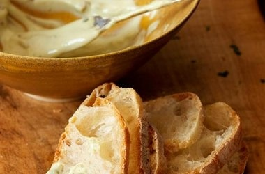 Portuguese Green Olive Dip | FOOD