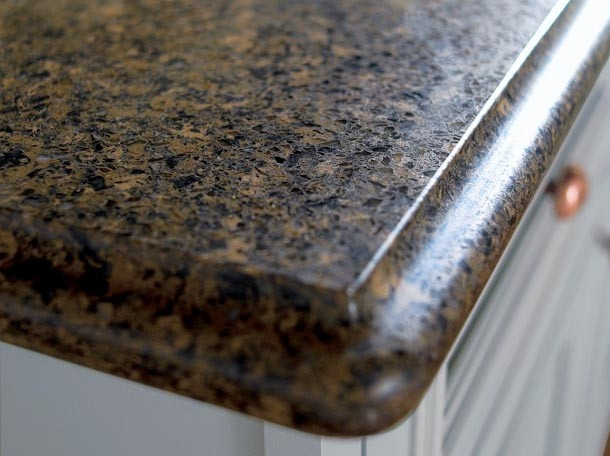 Countertop Edges Silestone : Found on silestoneguys.com