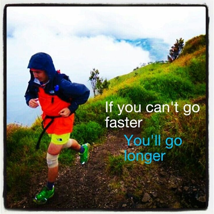 gallery for trail running quotes
