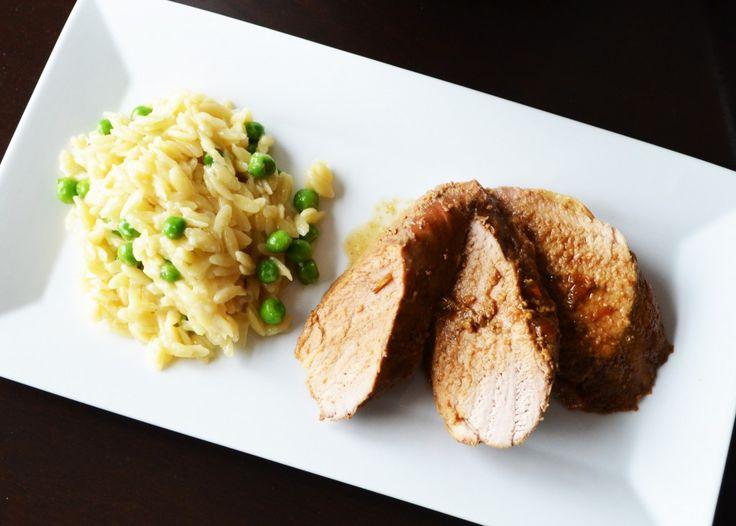 The Best Crock Pot Pork Tenderloin | Whisking Mama | Pinterest