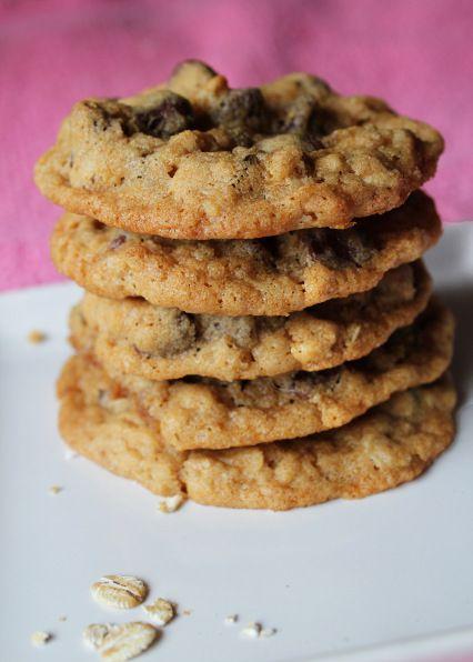 Whole wheat oatmeal cookies | Grubbin | Pinterest
