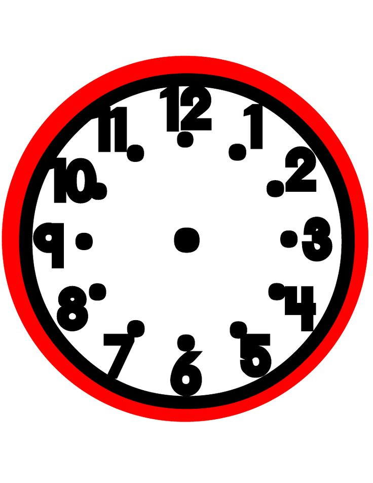 clock faces printable for impt times | classroom organization. | Pint ...