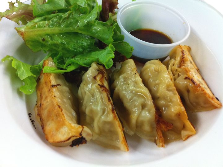 Potstickers recipe chinese dim sum recipes to try for Armenian cuisine aline kamakian
