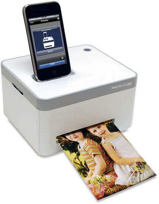 Print 4 x 6 directly from your iPhone - I want!!