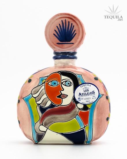 Tequila Los Los Azulejos Tequila Anejo mc
