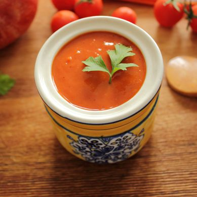 Smoky Tomato Soup | Soups | Pinterest