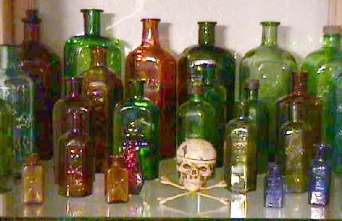 Poison Bottles   Poisons, herbs and witchcraft   Pinterest
