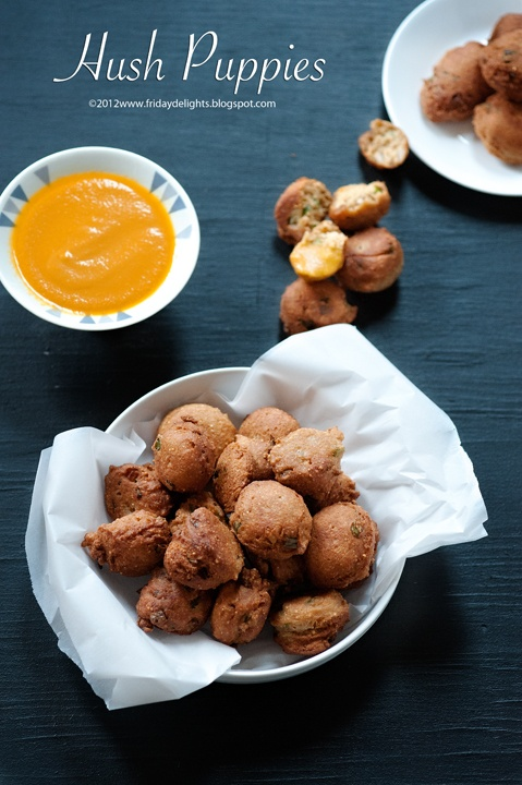 Corn-Free Hush Puppies | Gluten free Corn free | Pinterest