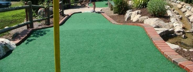 Gotta try this mini golf spot: Lost Duffer Miniature Golf-Renaissance ...