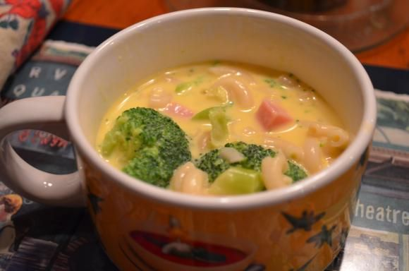 Beer Mac N Cheese Soup Recipe — Dishmaps