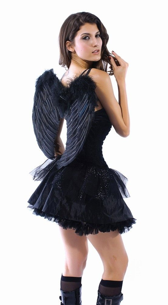sexy dark angel costumes