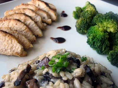 Mushroom risotto | Recipes to Try | Pinterest