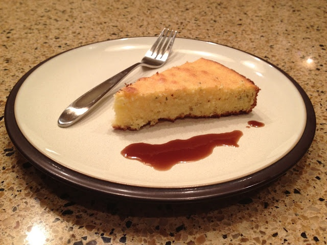 Cornmeal and Rosemary Cake with Balsamic Syrup | Products I Love ...