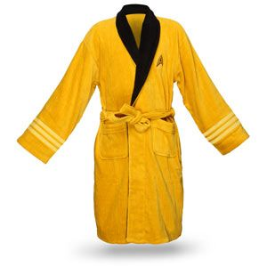 Star Trek bathrobe
