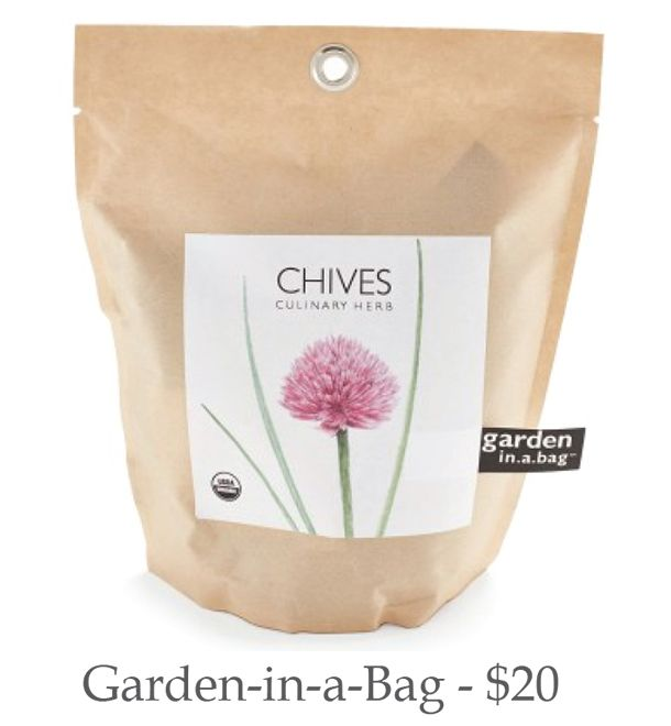 """ABC Home's """"Garden in a Bag"""" #MothersDay #ecogift"""