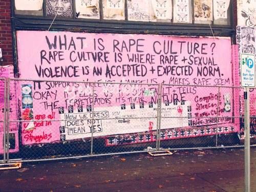blog rape culture feminism