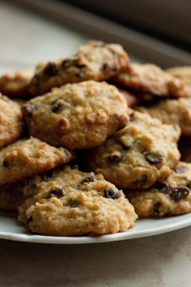 quinoa almond chocolate chip cookies | {kitchen} Attempt List | Pinte ...