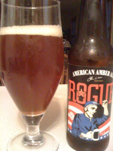 44. Rogue American Amber Ale | 1000 Beers | Pinterest