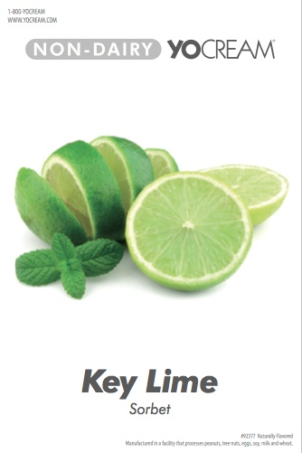 Non-Dairy Key Lime Sorbet | luscious food stuffs | Pinterest