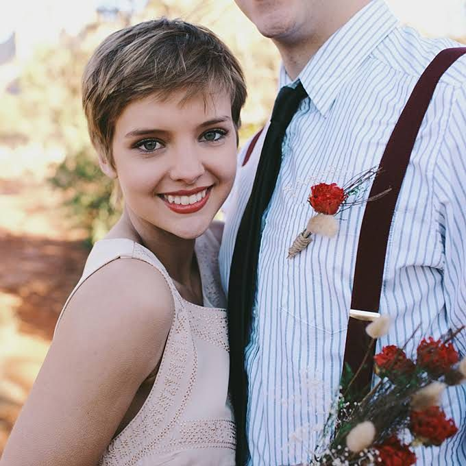 Short wedding hairstyle ideas wedding dresses style brides