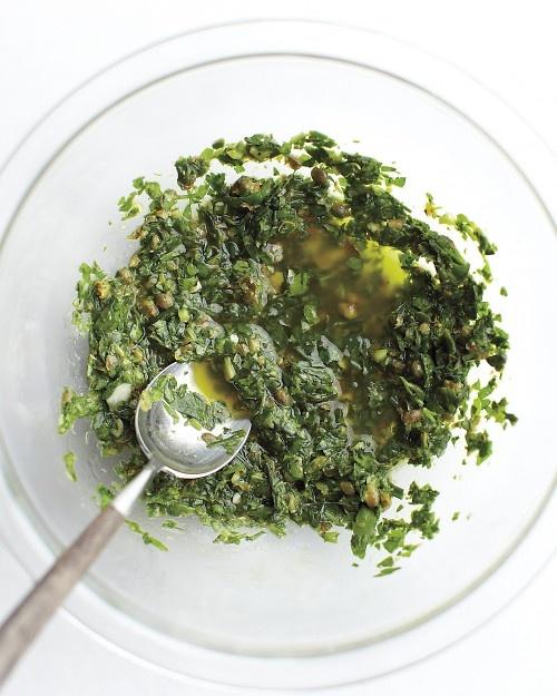 Salsa Verde | Recipe