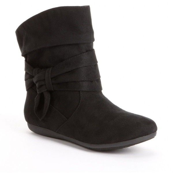SO^ Slouch Ankle Boots - Women
