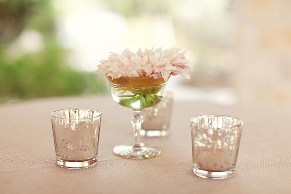 appetizer/cocktail table decor | Wedding | Pinterest