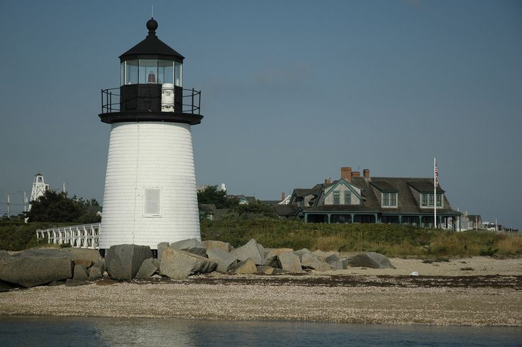 Nantucket Harbor, Brant Point Lighthouse | Photography Gallery | Pint ... Lighthouse