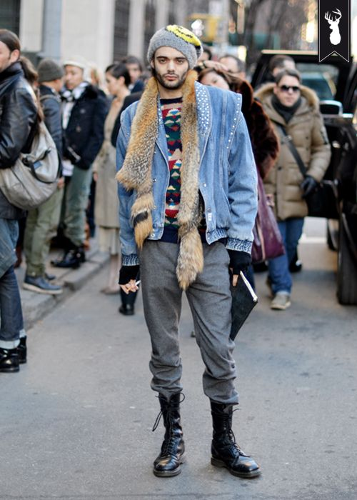 Boho Chic Mens Fashion The Image Kid Has It