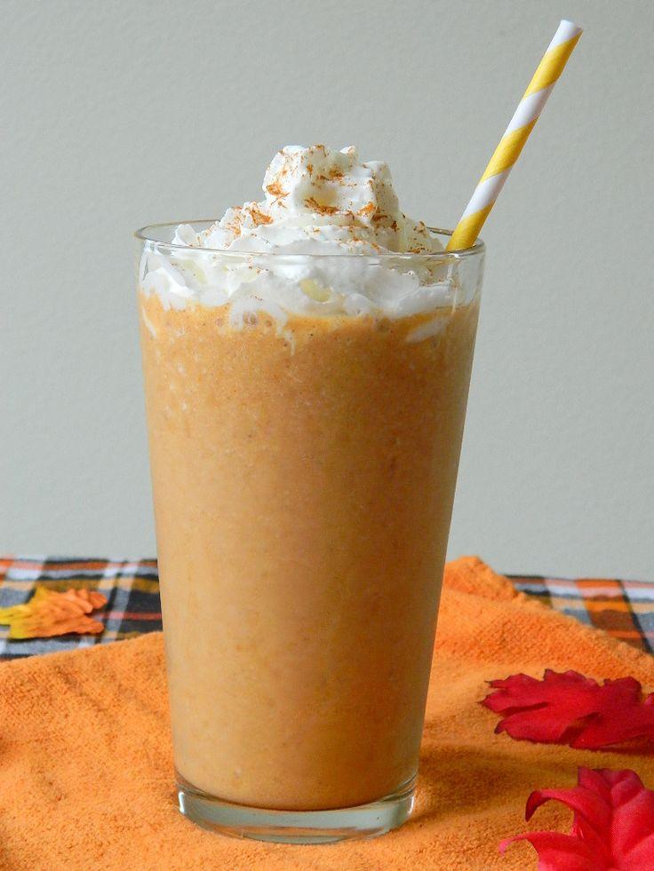 Pumpkin Spice Smoothie | Smoothies | Pinterest