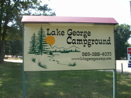 lake george on july 4th