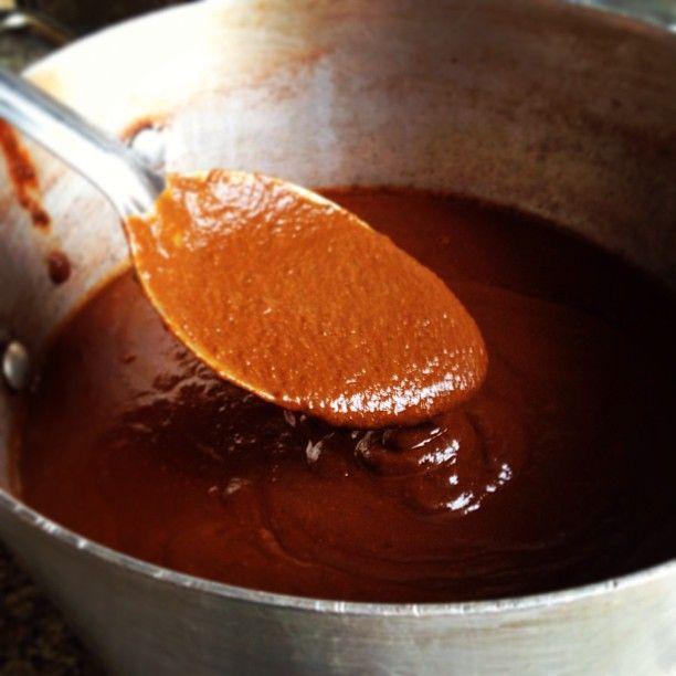Mole Sauce | Delicious Shots | Pinterest
