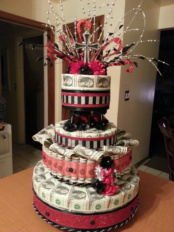 Pin Money Cake Ideas 66739 Money Cake