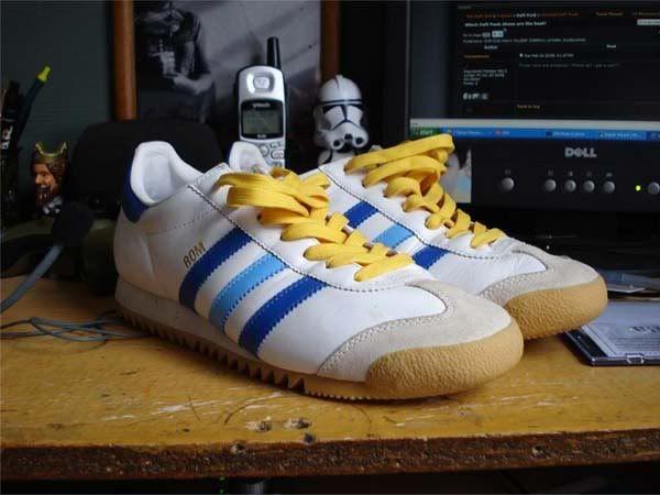 Team Zissou Adidas shoes The Life Aquatic with Steve Zissou (2004