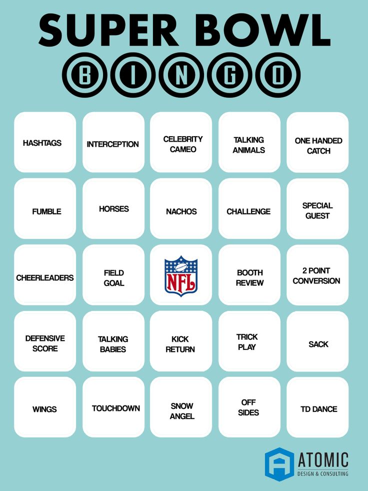 More like this: bingo , super bowl and bowls .