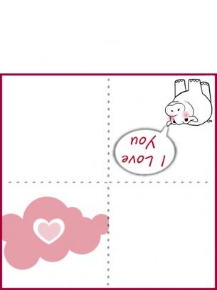valentine love cards free