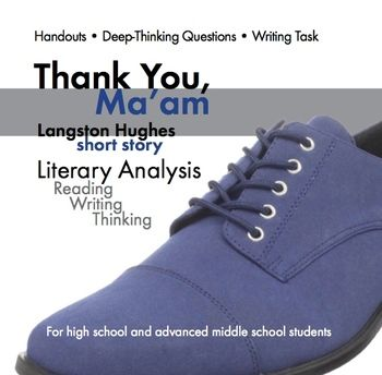 thank you maím by langston hughes essay A summary of salvation by langston hughes essay sample salvation was written by langston hughes this story is about when hughes going on thirteen, he was saved from sin.