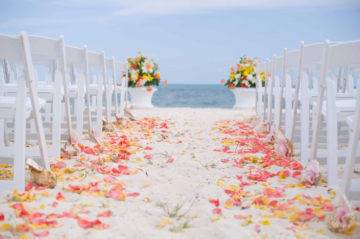#Bahamas Wedding #Spanish Main Beach  Photo courtesy of Lyndah Wells Photography