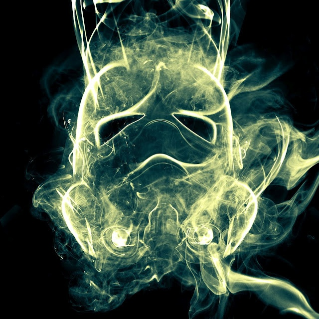 Smoke Trooper, via Flickr.