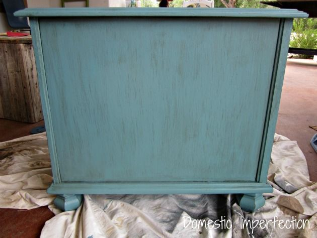 Furniture Staining Treatment