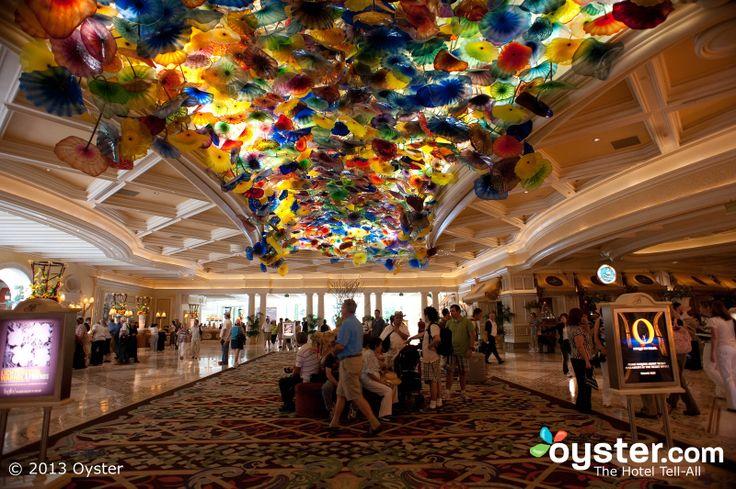Bellagio Hotel Las Vegas Lobby For The Home Pinterest
