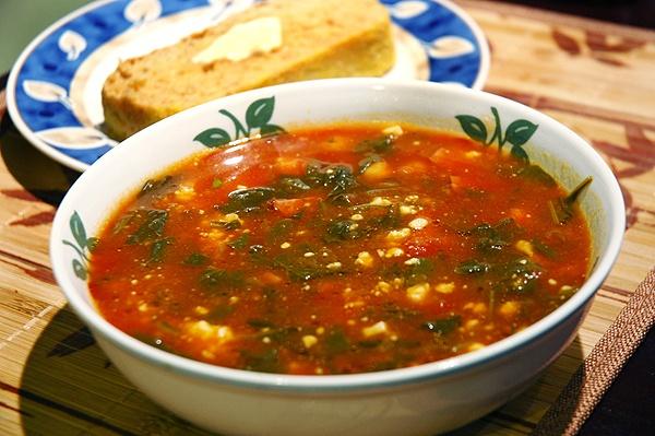 Spanish Chorizo and Chickpea Stew | Soups & Stews & Sauces | Pinterest
