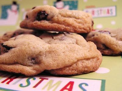 Cherry Chocolate Chunk Cookies | Yummy | Pinterest
