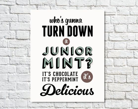junior mint sayings | just b.CAUSE