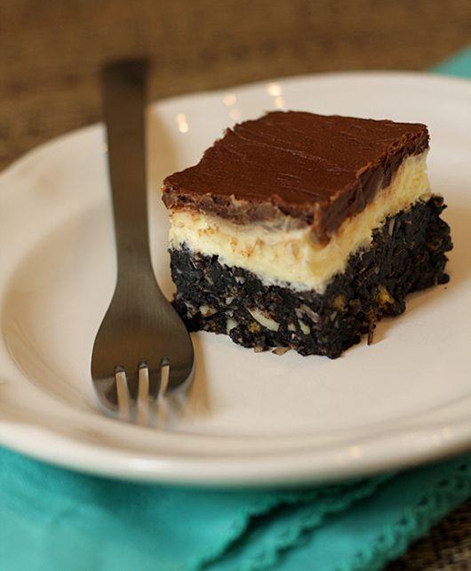 nanaimo bars... | Brownies and Bars | Pinterest
