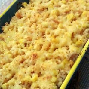 ... Rice Casserole recipe: Brown rice, corn, black beans and salsa
