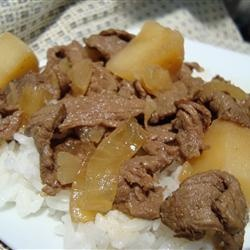 Nikujaga (Japanese-style meat and potatoes) | Recipe