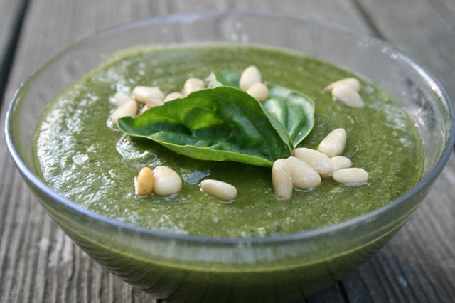 Fresh Basil Pesto | Recipes to Try | Pinterest